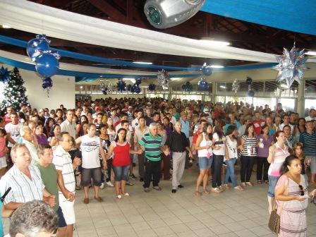Confraternização 2010 2